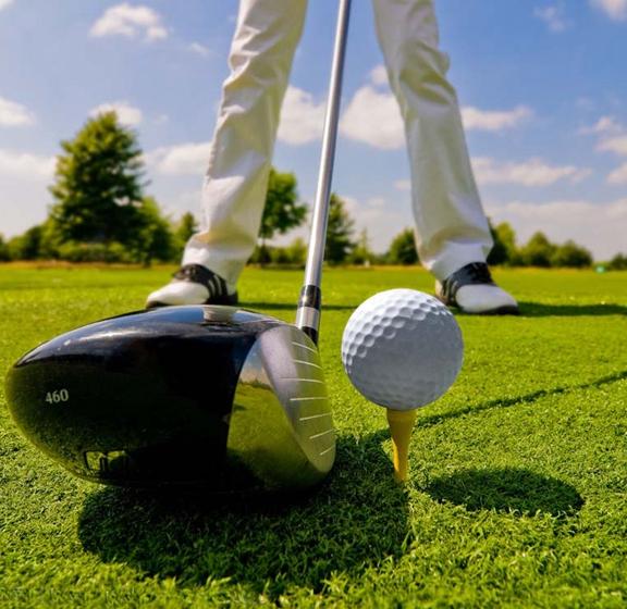 管理高尔夫室内拓展培训课程