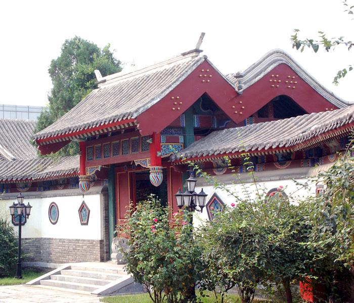 通州外交部张湾培训中心