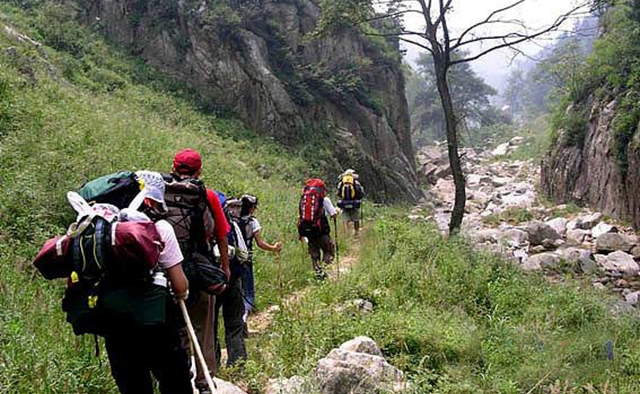 云蒙山最完美徒步路线攻略