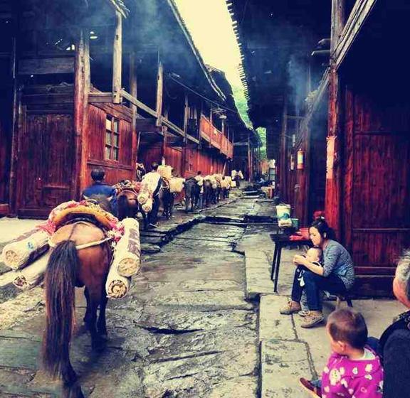 远足文化体验-茶马古道