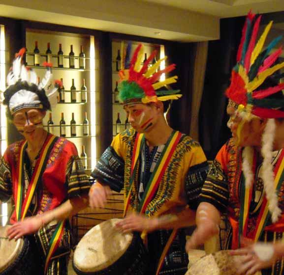 非洲鼓专题拓展训练课程