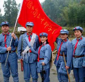 平北抗日纪念园-红色之旅