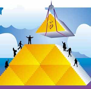 管理金字塔室内团建课程
