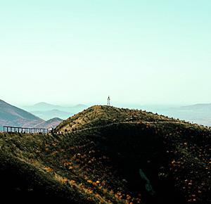 顺义最好的徒步线路-五彩浅山
