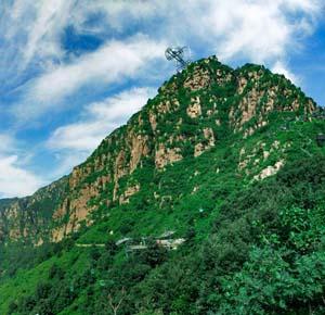 平谷石林峡拓展基地