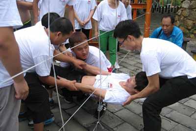 北京拓展公司-实践贵于思想
